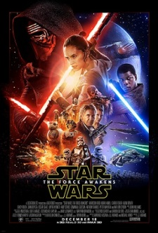 Poster Star Wars The Force Awakens 2015