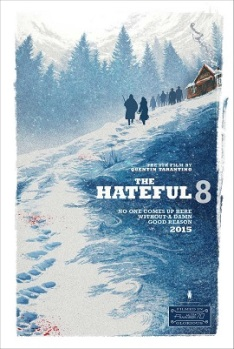 Poster The Hateful Eight 2015