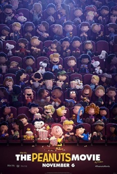 Poster The Peanuts Movie 2015