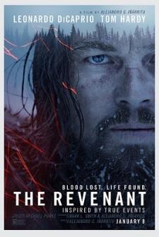 Poster The Revenant 2015