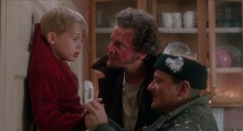 Stills Home Alone 1990 1