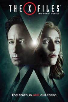 The X-File Season 10 (2016) 1