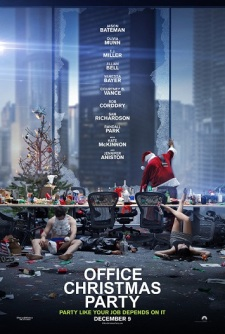 Office Christmas Party (2016) 1