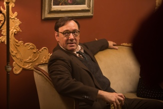 Kevin Spacey as Whit Burnett. Photo by Alison Cohen Rosa. Courtesy of IFC Films.